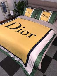 Lettera Stampa Cotone caldo letto di nuova famiglia camera da letto 100%  cotone casa biancheria da letto consolatore 200 * 230CM di trasporto