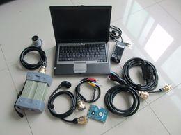 macchina portatile cavo diagnostico Sconti stella di mb C3 con il software HDD con il computer portatile D630 tutti i cavi insieme completo pronto da usare strumento diagnostico per le automobili