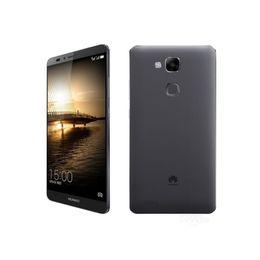 Mobiltelefon 4.4 online-Refurbished Huawei Mate 7 4G LTE 6 Zoll Android 4.4 Smartphone Octa Core 2 / 3GB RAM 16 / 32GB ROM 2550mAh Handy FDD