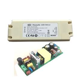 Controladores led actuales constantes online-5-70W Corriente constante DALI LED Controlador Transformador AC a DC Fuente de alimentación de conmutación IP20