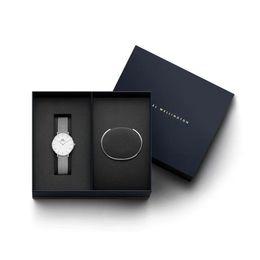 Часы для женщин онлайн-Даниэль Веллингтон часы dw Роскошные Женские Кварцевые Часы 32 ММ Часы и Ювелирные Браслеты Мода Леди Элегантные Часы с оригинальной коробке