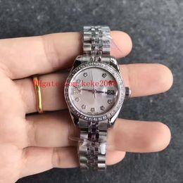 Canada Montres-bracelet 7 couleurs 28mm Pearlmaster President Diamond 279161 178343 279174 279160 279173 Montre mécanique pour femme cheap color diamond bracelet Offre