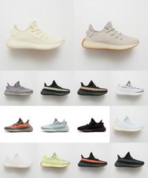 Chaussures hommes 48 en Ligne-Baskets de marque BELUGA BLUE TINT BUTTER CREAM FROZEN YELLOW INFANT SESAME ZEBRA Chaussures de course pour homme et femme taille 36-48