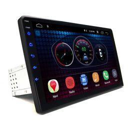 """chino pantalla grande tv Rebajas UGAR 9 """"Universal Extended Car DVD Android 6.0 Unidad principal 1 Din Car Audio Indash Navegación GPS con Bluetooth WiFi"""