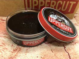 Argentina Orginal Australia Uppercut Hair Pomades Cera Monster Hold Retro Oil Hair Cera Zombie Oil-based Retro Hair Polish Cera Pomadas para Hombres Suministro