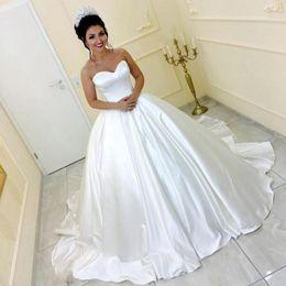 c82bbc7b26 capilla barata Rebajas Vestidos de novia baratos baratos 2019 cariño tren  de la capilla más tamaño