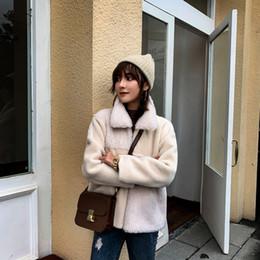 damen wollkleidung Rabatt adohon 2019 Frauen beschichten beiläufige Oberbekleidungwinterkleidung Damen arbeiten warme woolen Jacken weibliche elegante Reißverschlüsse um