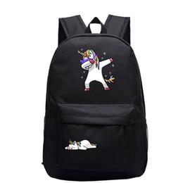 Дизайнерские рюкзаки Space Galaxy Animal Unicorn Компьютерные рюкзаки Книга Мешок Путешествия Туризм Отдых Рюкзак Для студентов Туризм Отдых Рюкзак от