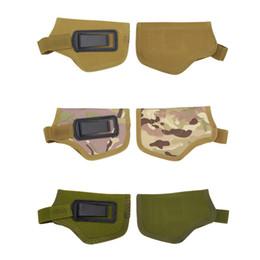 Pacotes de armas on-line-Pacote de cintura tático militar suporte de arma de nylon esquerda direita armas pistola intercambiáveis escondidos levar coldres 15 por 9.5 cm