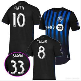 2019 camisetas de fútbol de calidad tailandesa ee. Top calidad tailandesa 19 20 camisetas de fútbol de Montreal Impact para el hogar 2019 2020 ODURO PIATTI CIMAN Fútbol usa uniformes deportivos Camisetas de fútbol camisetas de fútbol de calidad tailandesa ee. baratos