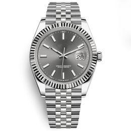 relógios de pulso Desconto 20 cores homens assistir 41mm relógio Automático De Cerâmica moldura Safira relógios ouro jubileu cinta diamante relógio 2813 movimento Presidente mens relógios