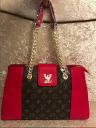 2019 nome do desenhista malas 2019 estilos Handbag designers famosos marcas Nome Moda Couro Bolsas Cor contraste zipper saco AA1 nome do desenhista malas barato