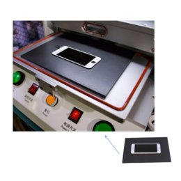 Машина для ремонта прикосновений онлайн-Rubber Pad Dedicated OCA Lamination Machine Laminating Sponge Mat LCD Touch Screen Repair Tool For iPhone Samsung edge 25x20cm
