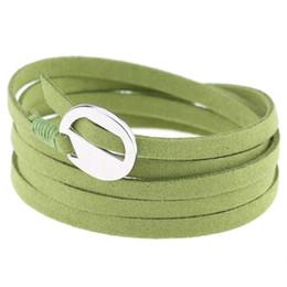 Браслеты для шпагата онлайн-мода простота многоэтажный многоцветный Твининг ручной DIY панк браслет для женщин Мужской браслет