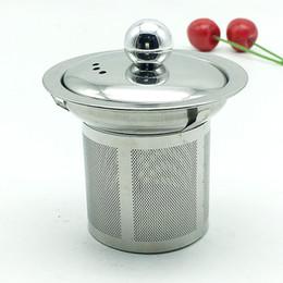 304 Filtros de té de acero inoxidable Colador de té de acero inoxidable aprobado por la FDA para colgar en teteras Tazas Tazas para preparar té y café de hojas sueltas desde fabricantes
