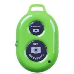 Disparador de bluetooth android online-2019 Bluetooth Remote Shutter Release Phone Camera Monopod Selfie Stick Shutter Self-timer Remote Control para IOS Android