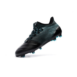 2019 colpisce le scarpe da atletica FG / Scarpe TF scarpe da calcio lunghi Spikes High Top caviglia scarpe da calcio all'aperto per gli uomini adulti bambini Athletic Formazione tacchetti Sock sconti colpisce le scarpe da atletica