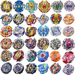 beyblade plastic fusion Coupons - 4D Beyblade Burst Toy WITH launcher Battling Arena Toupie Booster Bayblade Metal Fighting Gyro Fusion God Spinning Top Bey Blade Blades