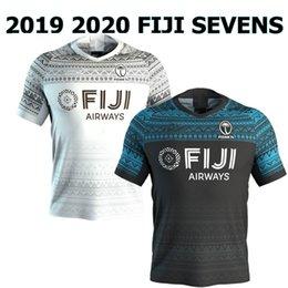 camiseta de fútbol de australia Rebajas 2019 2020 FIJI AIRWAYS SEVENS rugby JERSEY 19 20 FIJI sietes camiseta de rugby tamaño hogar lejos S-5XL