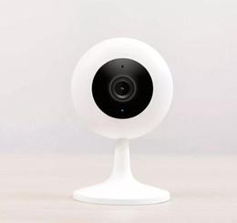 câmera de visualização ao vivo Desconto Xiaomi youpin Xiaobai Smart Camera 1080P HD Wireless Wifi Infrared Night Vision 360 Angle Popular IP Home Camera