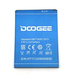Новый аккумулятор DOOGEE X6 3000mAh для аккумулятора мобильного телефона Doogee X6 Pro cheap doogee x6 от Поставщики doogee x6