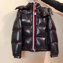 2020 combinaison de ski extérieur hommes veste en duvet Parkas lâche hiver vêtements longs chaud épais 2019 nouveau costume de ski authentique européen capuche 23Z combinaison de ski pas cher