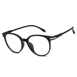 129e8a3ea6b1 2019 Glasses Men Women Clear Lens Unisex Retro Eyeglasses Eyewear Vintage  Round Eyeglasses Frame Unisex Spectacles Fashion