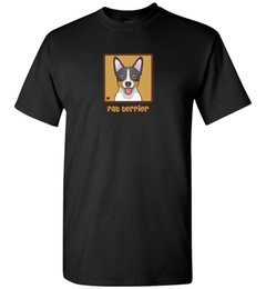 cartoon rats Promo Codes - Rat Terrier Cartoon T-Shirt Tee - Mens, Womens, Youth, Tank, Short, Long Sleeve Classic Quality High t-shirt