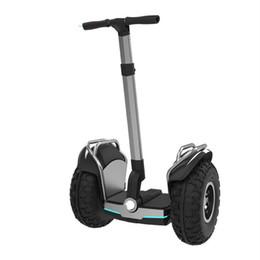 Skate para adultos on-line-Daibot Off Road Scooter Elétrico de 19 Polegada Auto Scooters de Balanceamento de 1200 W * 2 Adultos Skate Hoverboard Com Bluetooth / APP