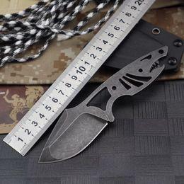2020 messer bm42 Neue Produkte schwarzer Hai Mini gerade Messer D2 feststehende Klinge kalten Stahl im Freien EDC Camping taktisches Messer Benchüberlebensmesser BM42 C07 rabatt messer bm42
