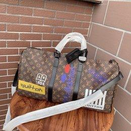Guc 2019 new travel bag fashion explosions hot hit classic design atmosphere è una borsa da viaggio unisex taglia 50 supplier atmosphere bags da borse di atmosfera fornitori