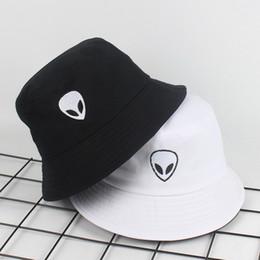 gorra de corea Rebajas las mujeres del hombre pescador disquete del casquillo del sombrero de cubo sombreros salto protector solar senderismo sombrero de pesca chino lienzo Corea de la manera unisex de la cadera