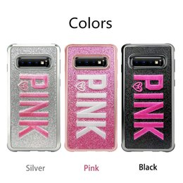 581084da2992f4 New Arrived Charming plating phone case for Samsung s10 plus lite universal phone  case for iphone x xs xr xsmax iphone 6 6s plus 7 8plus