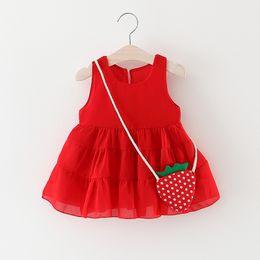 2019 mini vestido del hotsale Buena calidad para niñas vestido de verano ropa para niños 2019 hotsale niñas princesa vestido para niños ropa linda breve princesa niña vestidos rebajas mini vestido del hotsale