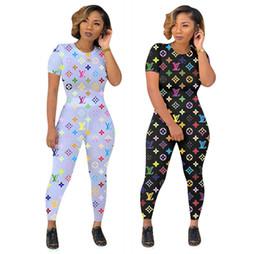 Женские наряды с коротким рукавом из двух частей комплекта спортивный костюм бег трусцой рубашка леггинсы наряды толстовка брюки спортивный костюм klw2150 cheap womens outfit sets от Поставщики женские наборы