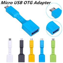 weiblichen usb typ b männlich Rabatt Portable 7cm USB 3.1 Micro B auf USB 3.0 Typ A Stecker auf Buchse OTG Datenanschlusskabel Adapter für Samsung S8 Plus