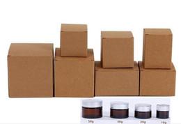 бумажная упаковывая коробка для стеклянного опарника 10g / 10ml 20g / 20ml 30g 50g с крышкой изготовленная на заказ коробка подарка печати упаковывая для косметического опарника контейнера воска сливк от Поставщики ud zephyrus tank