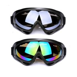 5a11d312814 Outdoor Goggles Anti-fog X400 Windproof Goggles For Outdoor Riding Eye  Protection Glasses Dustproof Sunglasses Eye High Quality