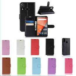 Nouveau Etui en cuir PU avec pochette à cartes et porte-cartes Pour Vodafone smart X9 ? partir de fabricateur