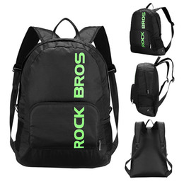 e5ca520933c Folding Backpack Waterproof Sports Bag Hiking Camping Cycling Bag  Lightweight Foldable Backpack Men Women Travel Daypack