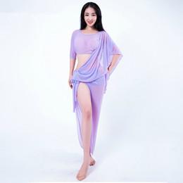 Il deserto orientale orientale asiatico di Bellydance oscilla la veste La danza del ventre danza i costumi vestiti il vestito dal pannello esterno del vestito dalla cinghia del reggiseno del vestito 3525 da