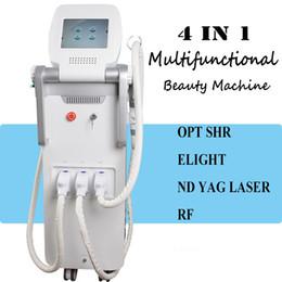 laser de alta freqüência Desconto Máquina da remoção do cabelo da alta freqüência da remoção do cabelo do laser do diodo do ipl de Shr para o uso do salão de beleza por CE