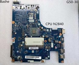 2019 scheda madre b75 Brand new aclu9 / NM - scheda madre per laptop Acer A311 Lenovo Lenovo con n2840 G50 - 30 CPU (test CPU Intel 100%)
