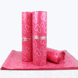 buon rilievo all'ingrosso Sconti Poly Mailers 28 x 42 cm Self-seal Adesivo Espresso Borse da trasporto Corriere Mailing Busta di plastica Busta Courier Post Busta postale