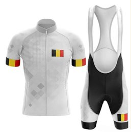 2019 laranja ciclismo jersey mulheres 2019 Bélgica Ciclismo Jersey Maillot Ciclismo Manga Curta e Ciclismo (bib) Shorts Kits de Ciclismo Strap Ciclismo bicicletas B19090301