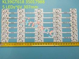 sata 6gb kabel Rabatt 5 TEILE / LOS neue und original für Konka KL39GT618 lichtleiste, 35017988 35017990 hintergrundbeleuchtung lampe LED streifen 6 v Stecker
