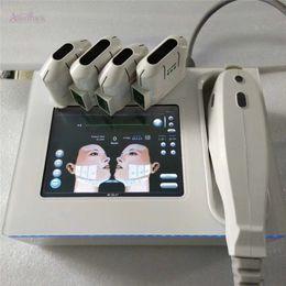 Équipement de levage portable en Ligne-Ulthera-3Mini HiFU Portable Ultrasons focalisés de forte intensité Ultrasons de levage du visage machine de retrait des rides corps HIFU amincissant l'équipement