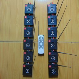 fuochi d'artificio che sparano dal telecomando Sconti Telecomando 12 Cues Fireworks sistema di cottura interruttore Wireless CE FCC regalo di nozze filo di connessione Radio fuoco linea elettrica filo di 0,45 millimetri di rame
