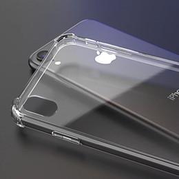 2019 téléphone transparent vivo Pour Vivo V11 V11i V9 V7 Silicone PC Hybrid Rugged Armor Couverture Téléphone Protecteur pour Iphone XS Max téléphone transparent vivo pas cher