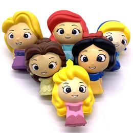 Squishy Toy modelo de princesa Slow Rising Jumbo Stress Relieve Dolls Multicolor Niños Squeeze Toys Kids Decompresión Juguetes mejor desde fabricantes